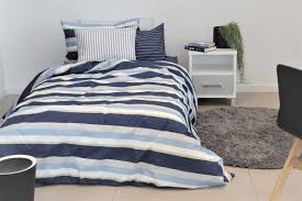 monty boys navy green blue and grey duvet cover