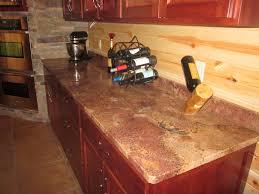 Kitchen Tops Granite Red Granite Kitchen Countertop Ideas