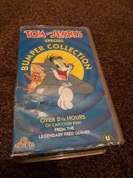 TOM & JERRY VHS SPECIAL BUMPER COLLECTION in DY1 Dudley für £ 1,50 zum  Verkauf