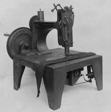 Isaac Singer Sewing Machine