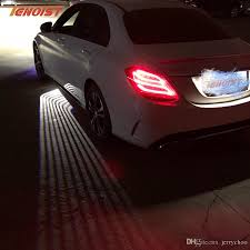 Angel Wings Light Car 2019 The Newest Fashion Universal Wholesale Led Angel Wings Car Welcome Light Laser Bulb Auto Door Light For For Toyota Bmw Honda Hyundai From