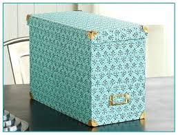 Hanging File Storage Box Decorative Decorative File Boxes Decorative Hanging File Box Decorative 24
