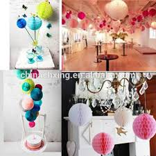 Ceiling Ball Decorations Magnificent Colorful Ceiling Hanging Tissue Paper Homeycomb Ball Decorations