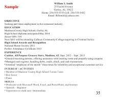 Skills To Put On Resume With No Work Experience Resume Carpinteria Rural  Friedrich
