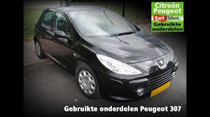 Gebruikte Onderdelen Peugeot 307 Snelle Levering Met Garantie Van
