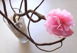 tissue paper flower centerpiece ideas diy tiny tissue paper flowers i do it yourself
