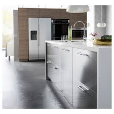 Ikea Grevsta Door Stainless Steel In 2019 Kitchen Stainless