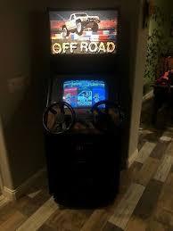 rare ivan stewarts ironman off road arcade game