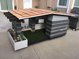 Modern Dog House Mid Century Ranch