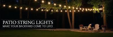 outdoor string lighting lights led vs incandescent