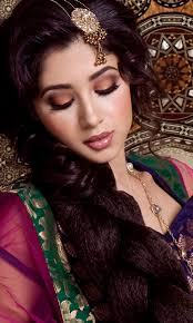 perfect dulhan wedding makeup for indian or stani bride mehwish
