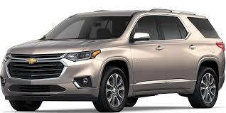 2018 Traverse: Mid-Size SUV   Chevrolet
