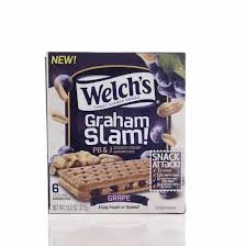 welchs 13 2oz graham slam pbj graham er