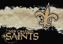 new orleans saints nfl fade area rug 3 10 x 5 4 new orleans saints area rug