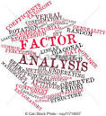 Images & Illustrations of factor analyse