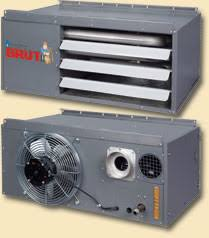 brt unit heater