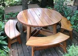 round wooden picnic table round picnic table for kids area wooden picnic table plans pdf