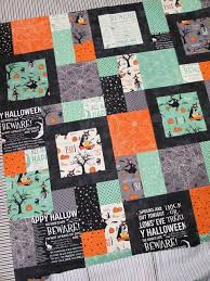 This gives me an idea for setting odd blocks. I like the black ... & Don't want Halloween fabrics but This gives me an idea for setting odd  blocks. I like the black border around… Adamdwight.com