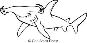 Small Picture Shark Coloring Clip ArtColoringPrintable Coloring Pages Free