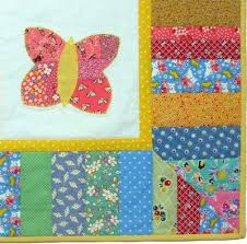 Free Baby Quilt Patterns for Boys and Girls | butterfly girl quilt ... & Free Baby Quilt Patterns for Boys and Girls Adamdwight.com
