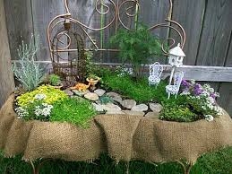 Small Picture ideas for a fairy garden Margarite gardens