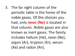 Element & Periodic Table Quiz. 1.Hydrogen (H) is the first element ...