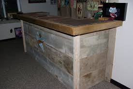 Barnwood Bar reclaimed rustics barn wood bar 6681 by xevi.us