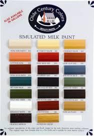 Olde Century Colors Simulated Milk Paint Milk Paint