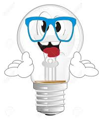 Happy Light Glasses Happy Light Bulb With Glasses