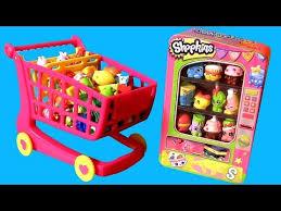 Shopkins Vending Machine New SHOPKINS VENDING MACHINE Display Case Store 48 Shopkins Fruits