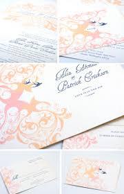 Alia Designs Invitations Henna Inspired Wedding Invitations Flora Fauna Designs