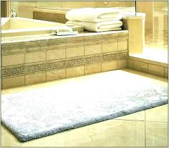 long bath extra long bath rug runner mat cotton luxuriously and soft reversible cool bathroom rugs long bath bathroom rug