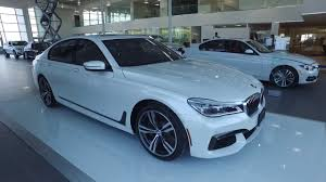 BMW 3 Series white 750 bmw : 2016 BMW 750i EXECUTIVE PACKAGE-MINERAL WHITE METALLIC - YouTube
