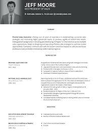 Visual Resume Templates Visual Resume Templates Inspirational