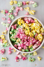 candy popcorn is an easy holiday treat that is perfect for gift giving my grandma s