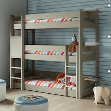 Exciting Triple Bunk Bed For Kids Pics Inspiration ...