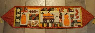 Hand Embroidery Table Runner patterns for your home-Turnberry Lane ... & Flitter Flutter Table Runner · Fall Table Runner Pattern from Turnberry  Lane Patterns ... Adamdwight.com