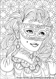 Small Picture Free Coloring Page From Adult Coloring Worldwide Art by Christine