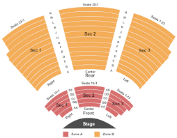 Matthews Theatre Seating Chart Buy A Christmas Carol Tickets Seating Charts For Events