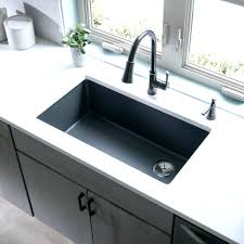 composite kitchen sink s clean white sinks reviews black