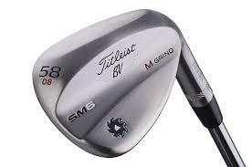 Vokey Design Sm6 Wedges Titleist Vokey Design Sm6 Raw Wedges Golfweek
