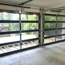 aluminum glass garage doors glass overhead doors glass garage doors aluminum glass garage doors s aluminium