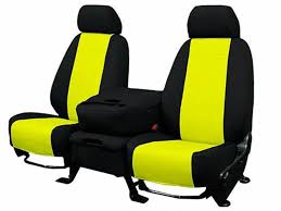 caltrend neosupreme yellow 12nn seat cover