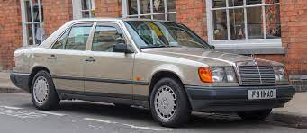 Check out top brands on ebay. Mercedes Benz W124 Wikipedia