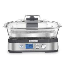 electric steam cooker. Plain Steam Best HighEnd Cuisinart CookFresh Digital Glass Steamer Intended Electric Steam Cooker
