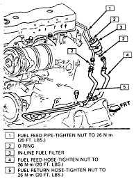 Gmc Mechanical Fuel Pump Diagrams