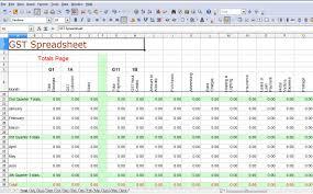 Gst Spreadsheet