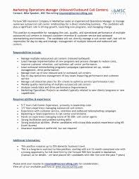 Sample Resume For Management Position Free Sample Resume For