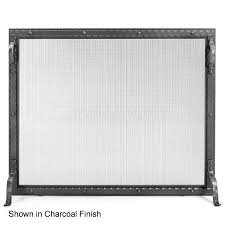 templar single panel fireplace screen woodlanddirect com fireplace screens heritage