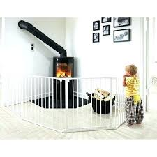 fireplace gates for babies baby gates fireplace anettabarinfo fireplace baby gate home depot